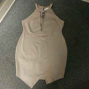 Charlotte Russe Sexy Club Dress- Size 3X